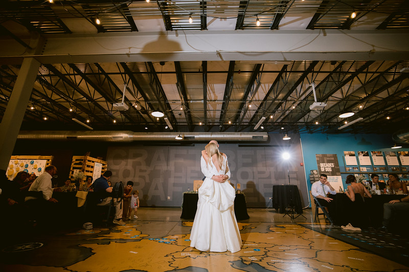 BrewDog Columbus Wedding Photos