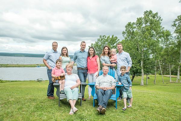 Yurchesyn Family - 2017