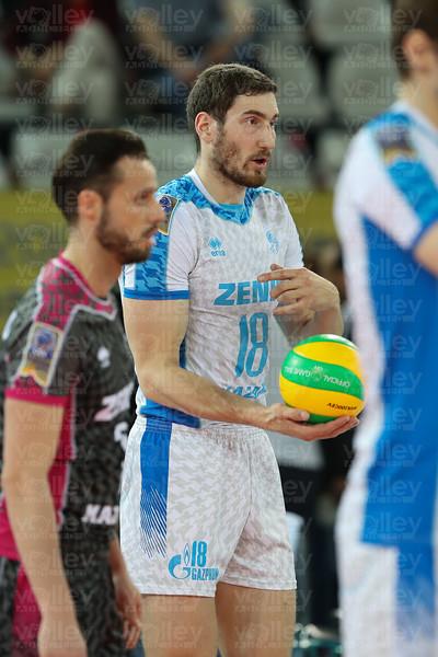 Zenit Kazan 3 - Berlin Recycling Volleys 0 DHL 2017 CEV Volleyball Champions League Final Four - Men PalaLottomatica - Roma - 29 aprile 2017