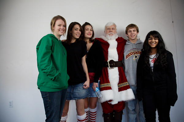 Santa Photos 2007