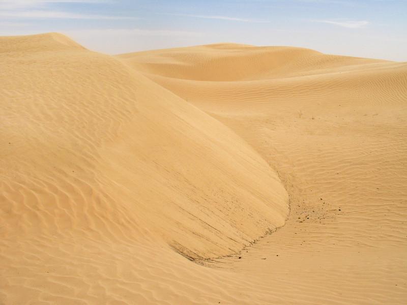 Aoelian Dune