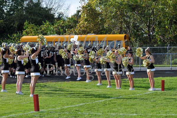 Berks Catholic VS Schuylkill Valley High School Football 2011 - 2012