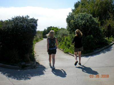 Palos Verdes hike 03-26-2008