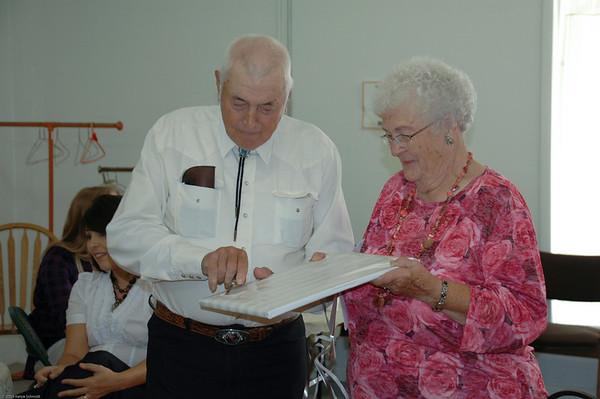Grandma & Grandpa Linder 45th