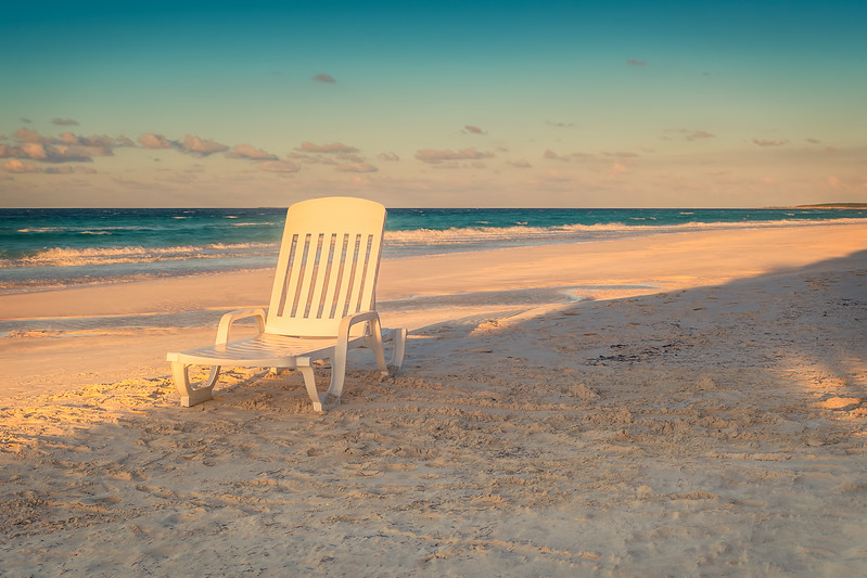 Beach Photography Tip #02. Make the Focal Point Easy to Recognize