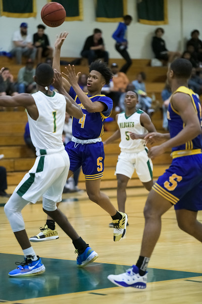 2020-02-04 Oscar Smith v Great Bridge Boys Basketball