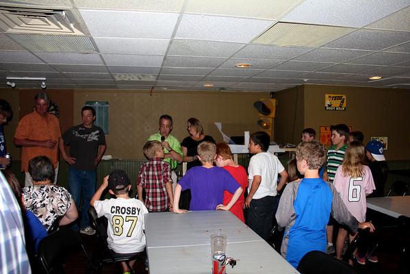 Uxbridge Select Jr. Bruins-2013 Year End Party