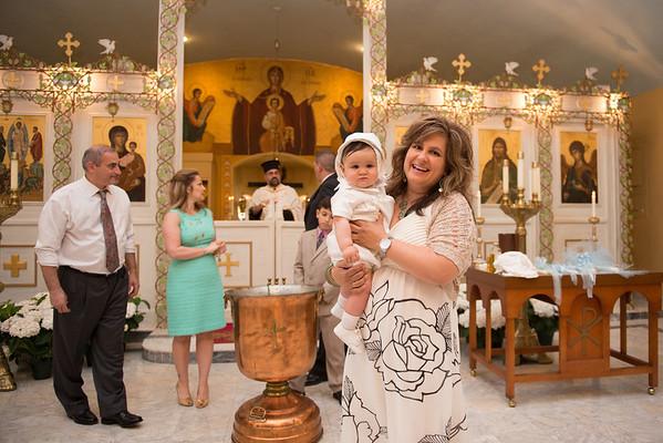 Alexander's Baptism