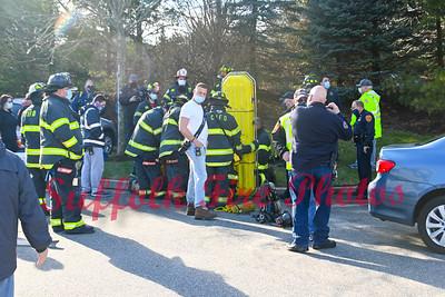 Tech Rescue - Medea Way, Central Islip, NY -  01/02/21