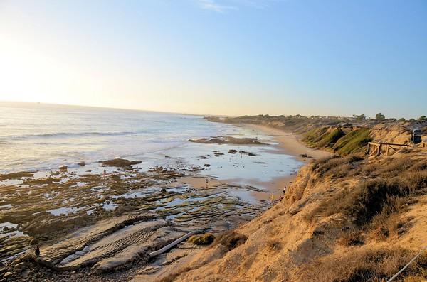Crystal Cove State Park, Laguna Beach, California (October 2014)