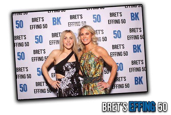 Bret's 50th