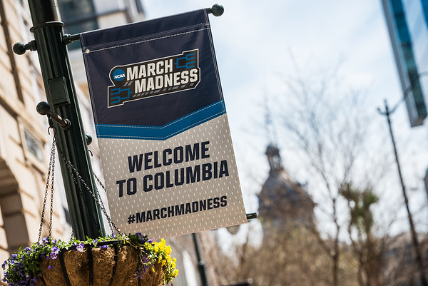 Art & Signs for March Madness
