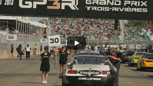 Ztélé - Ztele.com Course Nascar GP3R 2013