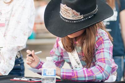 Gracie 2015 Livermore Rodeo Princess