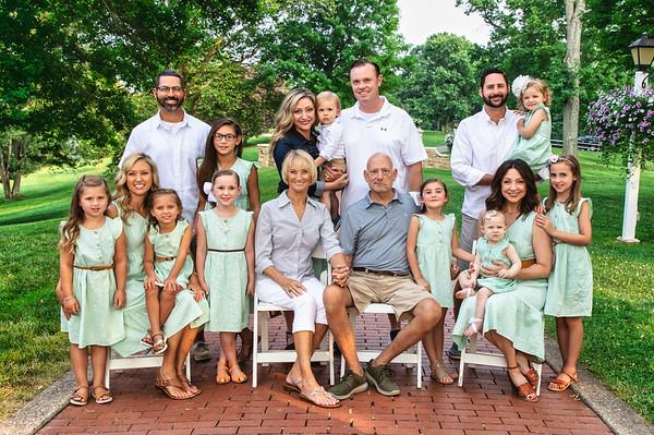 Gerry & Rosie Families