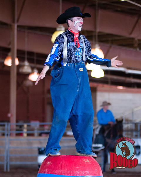 Jake Willcox Rodeo Clown