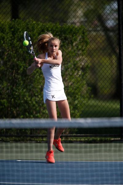 Varsity Girls' Tennis