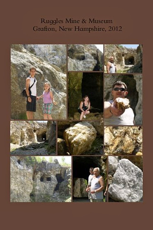 NH, Grafton - Ruggles Mine & Museum