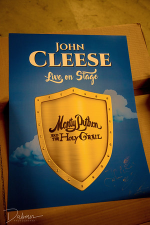 John Cleese at the State Theatre