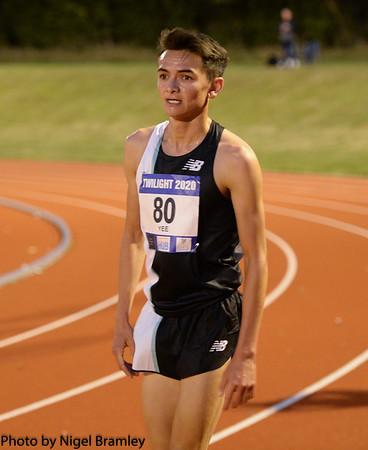 Race 16- Men's 3000 metres