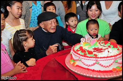 11.30.08 / Grandpa Ly's 85th Birthday / Los Angeles,CA