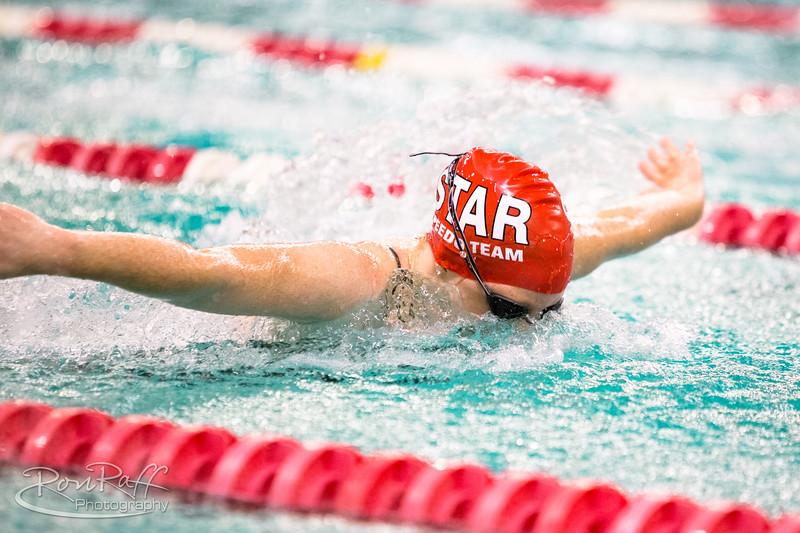 January 26, 2018 STAR Swimming Winter Challenge swim meet