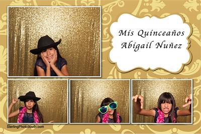 Abigail's Quince