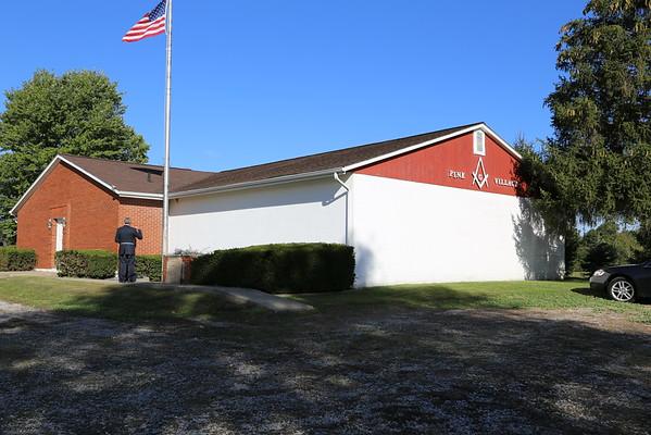 Pine Village Lodge #315 150th Rededication 09-26-2015