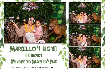 Marcello's 10th Birthday Party