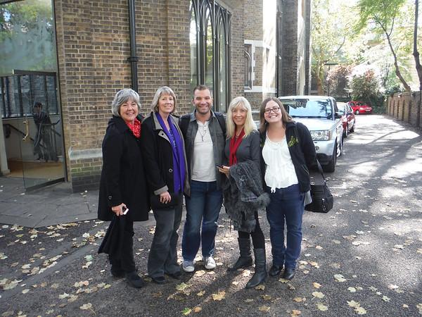 SJF in London 2014