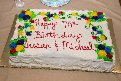 70th Birthday_Simsbury, CT