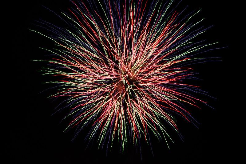 2018 - Dunorlan Park Fireworks 008_