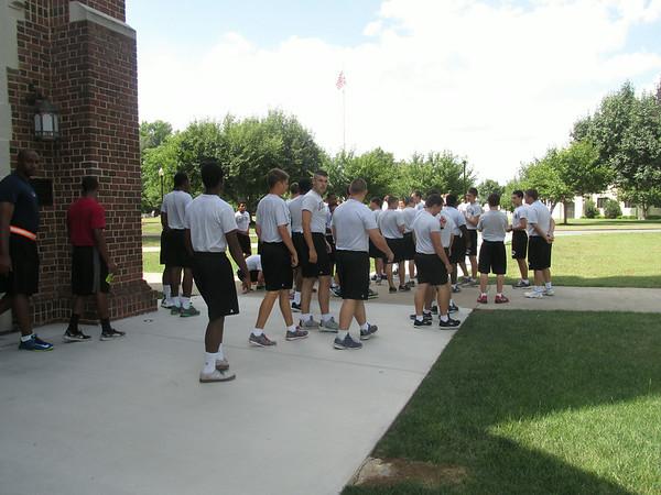 Corps Run
