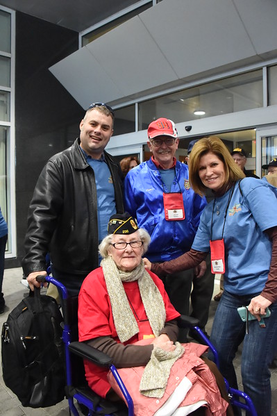 2015-2016 HONOR FLIGHTS