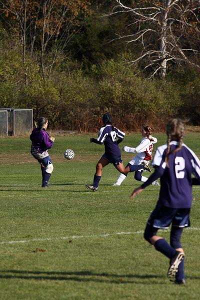 Taft Soccer 11-10-07