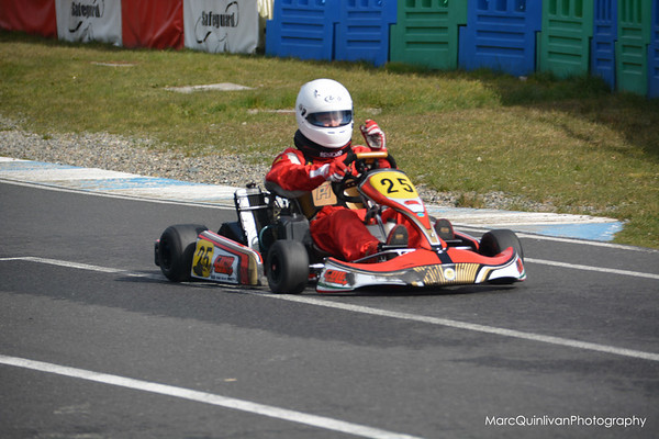Tullyallen Karting Club - Summer Championship 2013 - Round 1 - Whiteriver