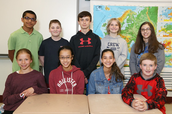 Tewksbury Knowledge Bowl 060518