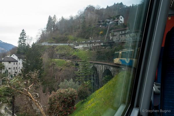 Centovalli Rail