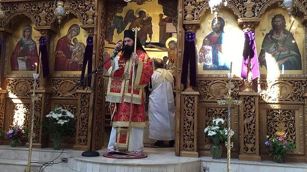 Orthodox Sunday, sermon by Metropolitan Demetrius