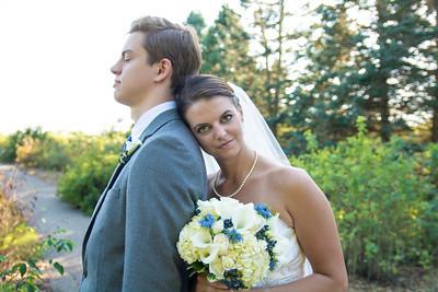 Elizabeth and David Wedding