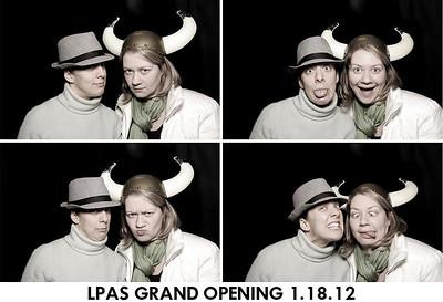 LVL 2012-01-18 LPAS Grand Opening