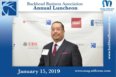 BBA Annual Luncheon-1/15/2019