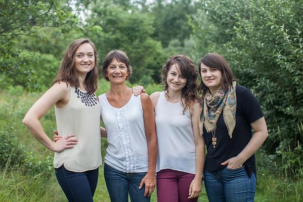 Kim Ingram- Family Portraits