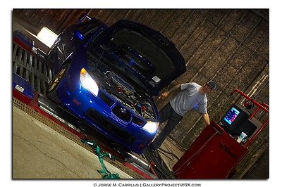 SUBARU:  Tuning weekend at RAW Performance