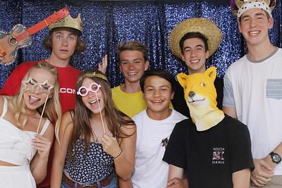 Brian's Grad Party