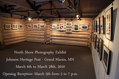 North Shore Photography Exhibit - March 2010