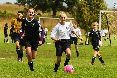Youth Soccer - Oct 21, 2013