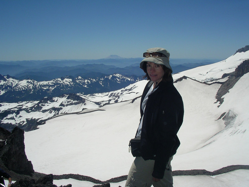 Me and Mt. St. Helens
