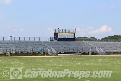 Britt, Jack High School - Buccaneer Stadium