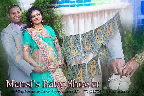 Mansi's Baby Shower